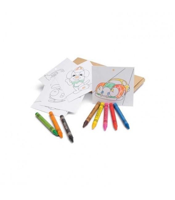 COMBO SMART - Pastelli e Disegni da colorare